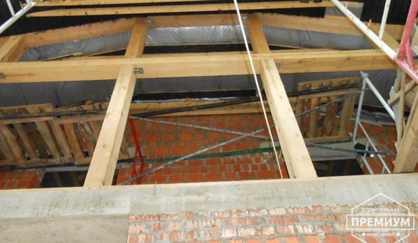 Строительство дома из кирпича в п.Сысерть 78