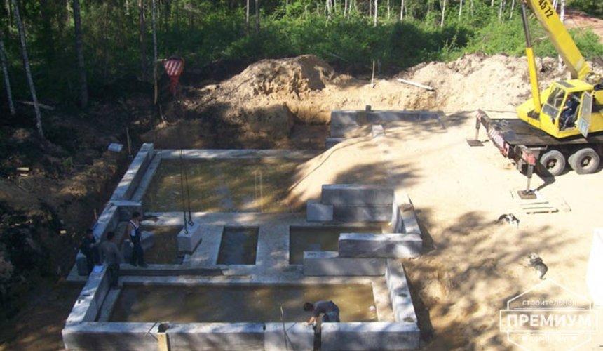 Проектирование и строительство дома из блоков в п.Верхняя Сысерть 15