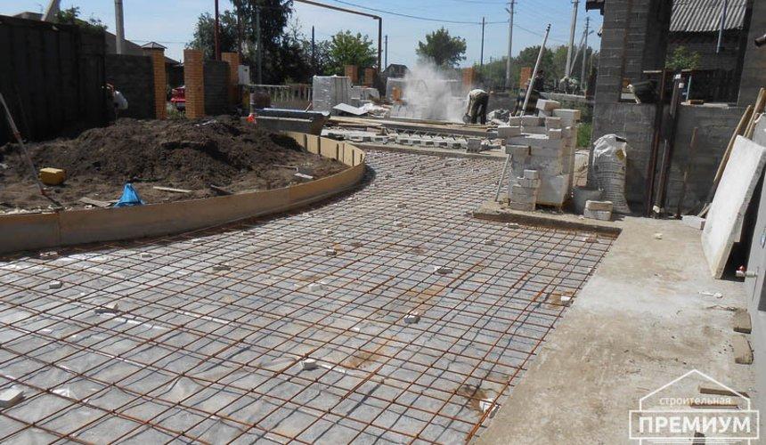 Строительство дома из блоков в коттеджном посёлке Александрия 71