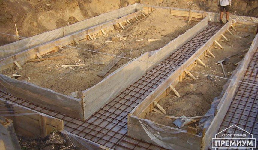 Строительство дома из блоков в коттеджном посёлке Александрия 10