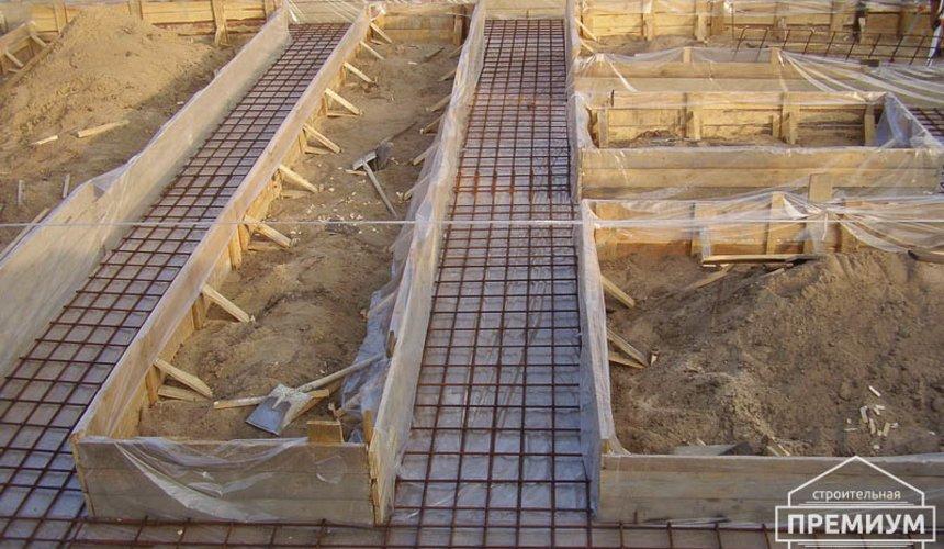 Строительство дома из блоков в коттеджном посёлке Александрия 11