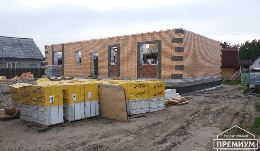 Строительство дома из блоков в коттеджном посёлке Александрия 41