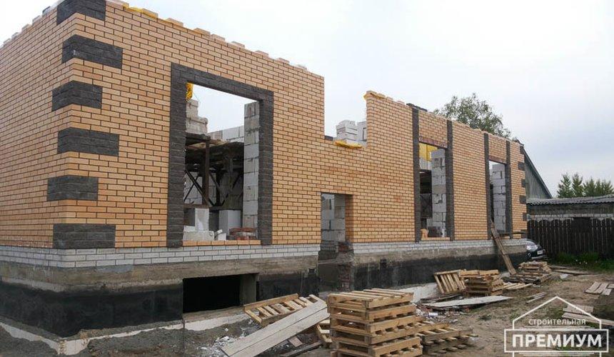 Строительство дома из блоков в коттеджном посёлке Александрия 42