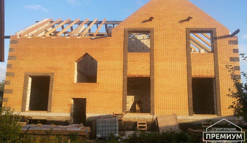 Строительство дома из блоков в коттеджном посёлке Александрия 52