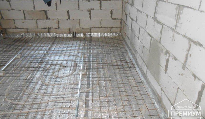 Строительство дома из блоков в коттеджном посёлке Александрия 53