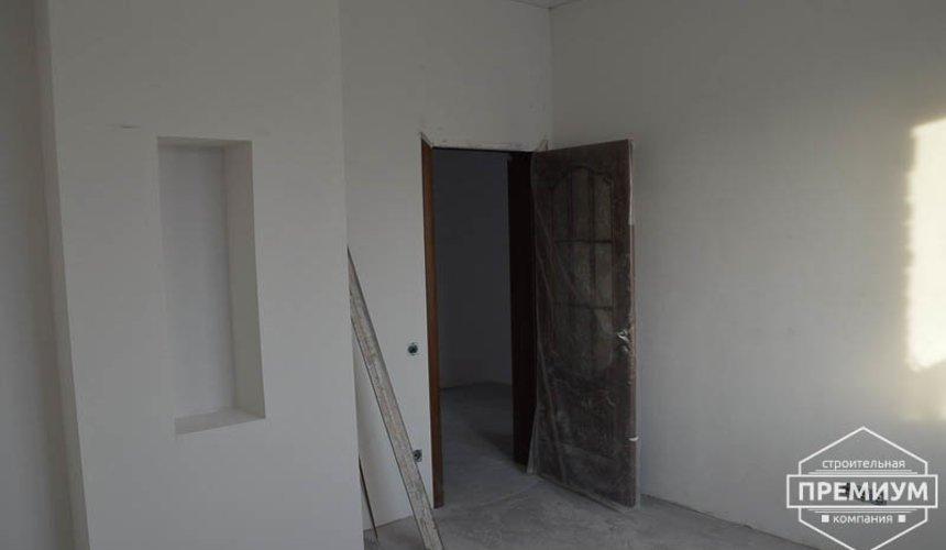 Строительство дома из блоков в коттеджном посёлке Александрия 59