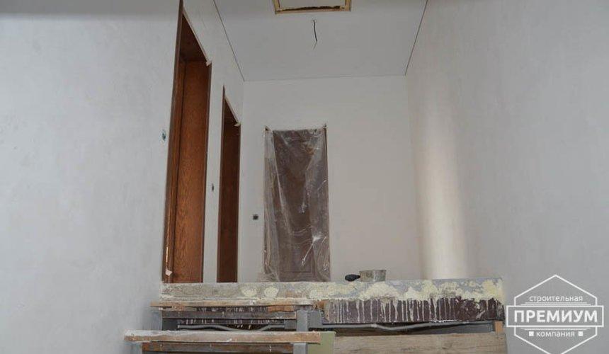 Строительство дома из блоков в коттеджном посёлке Александрия 63