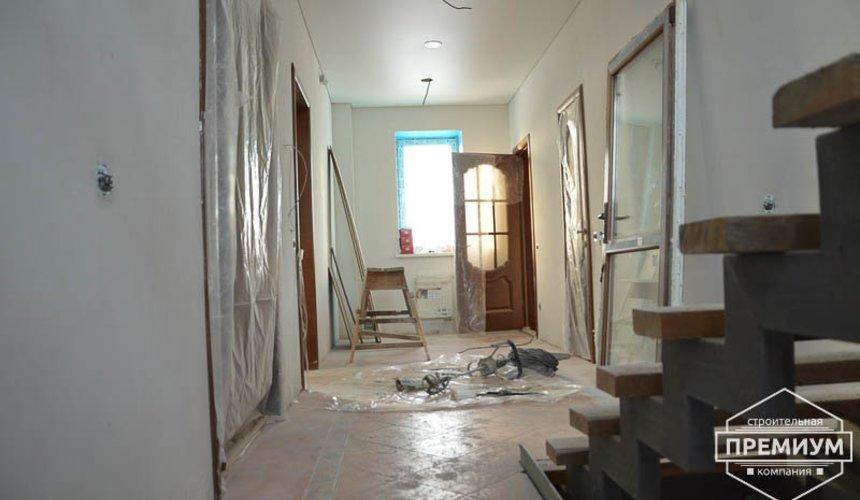 Строительство дома из блоков в коттеджном посёлке Александрия 64