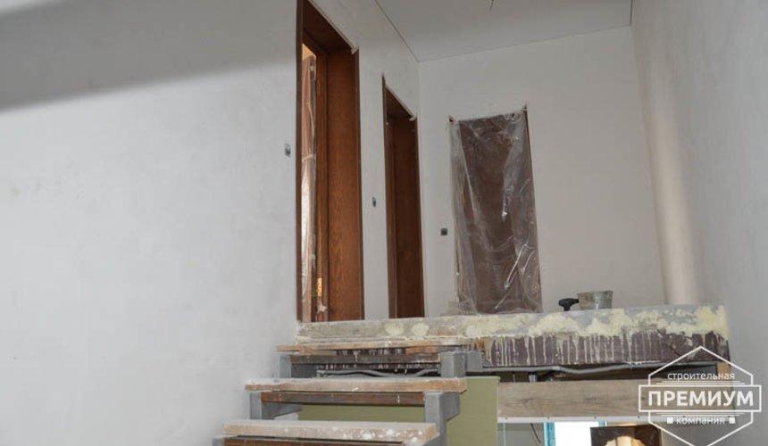 Строительство дома из блоков в коттеджном посёлке Александрия 65