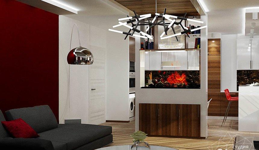 Ремонт и дизайн интерьера трехкомнатной квартиры по ул. Татищева 49 85