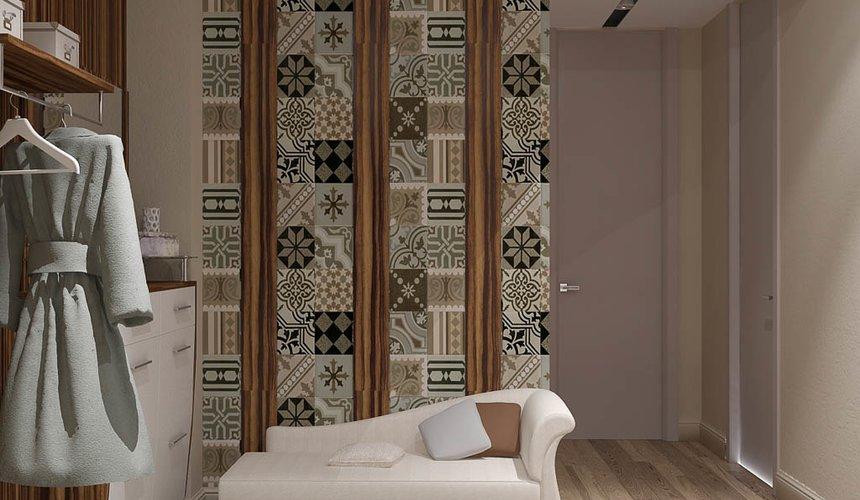 Ремонт и дизайн интерьера трехкомнатной квартиры по ул. Татищева 49 101