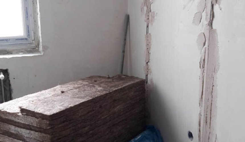 Ремонт трехкомнатной квартиры по  ул. Академика Семихатова 6 18