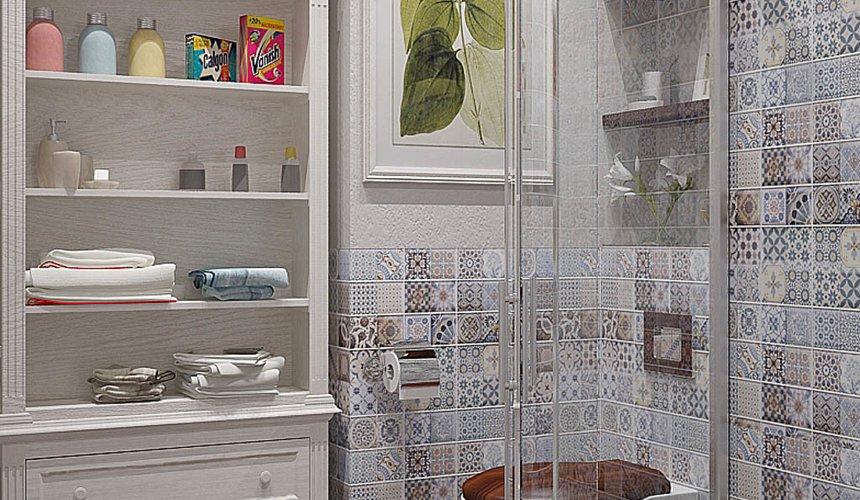 Ремонт и дизайн интерьера трехкомнатной квартиры по ул. Татищева 49 107