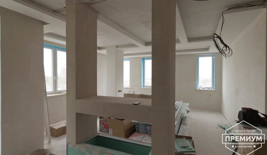 Ремонт и дизайн интерьера трехкомнатной квартиры по ул. Татищева 49 64
