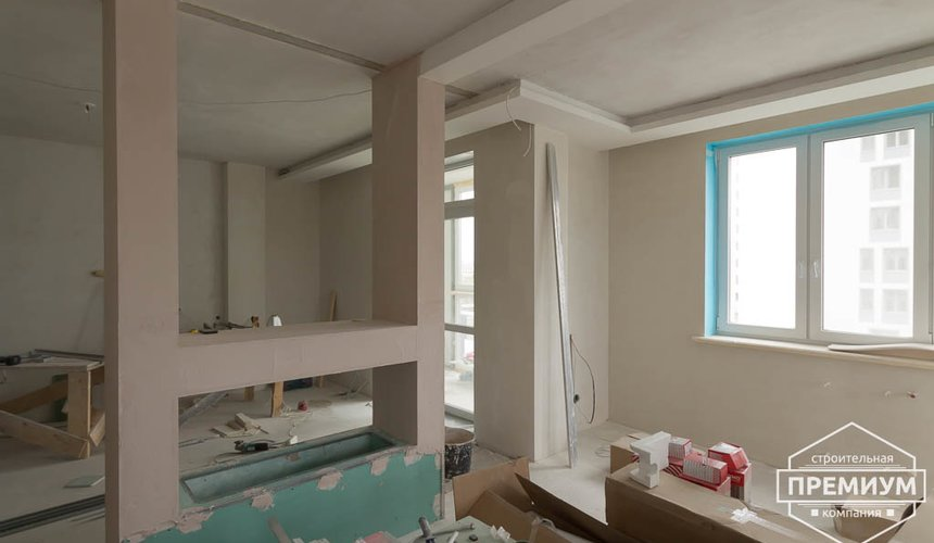 Ремонт и дизайн интерьера трехкомнатной квартиры по ул. Татищева 49 65