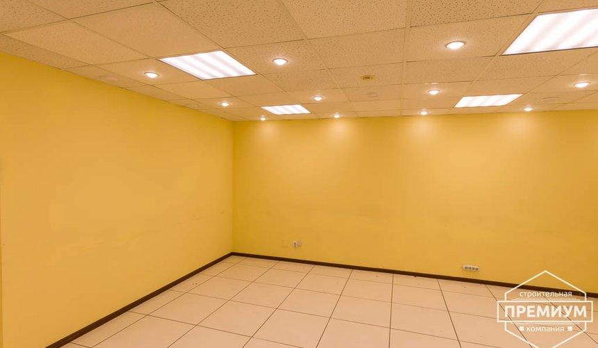 Ремонт и дизайн интерьера офиса по ул. Шаумяна 93 18