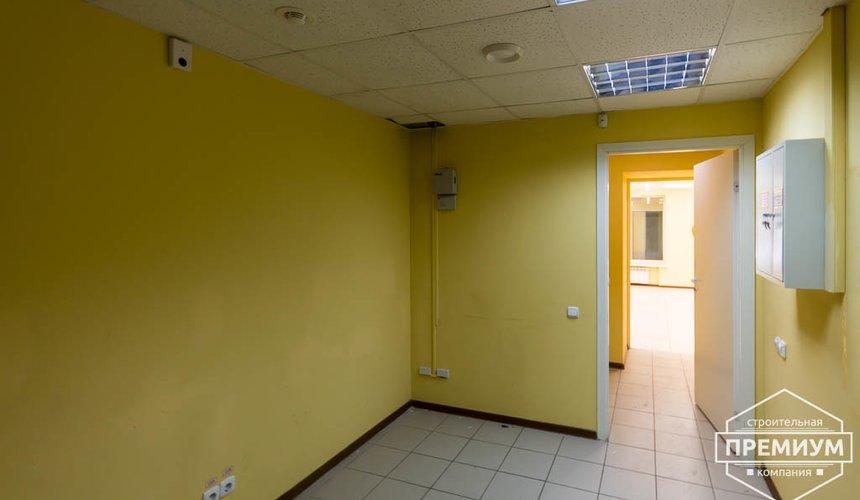 Ремонт и дизайн интерьера офиса по ул. Шаумяна 93 25