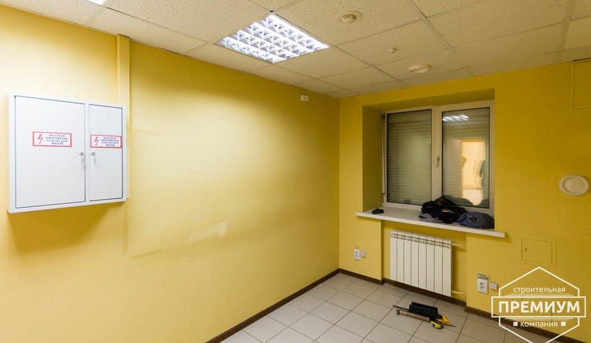 Ремонт и дизайн интерьера офиса по ул. Шаумяна 93 24
