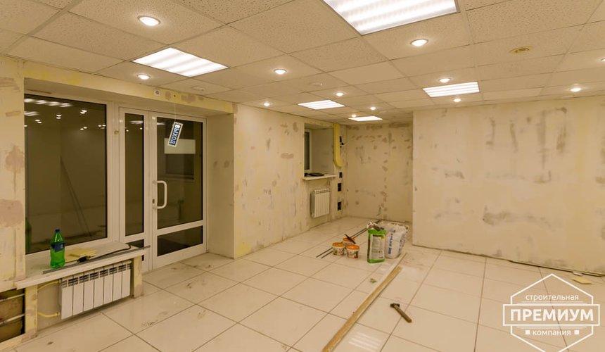 Ремонт и дизайн интерьера офиса по ул. Шаумяна 93 27