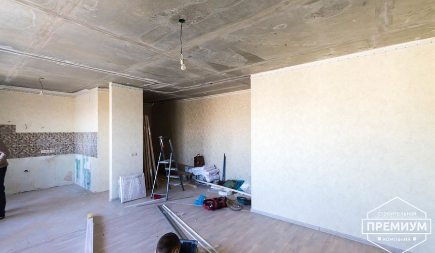 Ремонт трехкомнатной квартиры по ул. Фурманова 124 27
