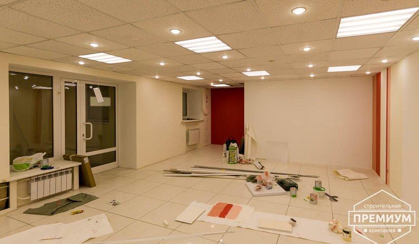 Ремонт и дизайн интерьера офиса по ул. Шаумяна 93 28
