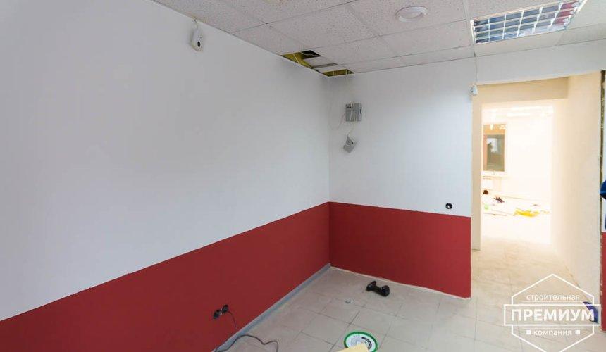 Ремонт и дизайн интерьера офиса по ул. Шаумяна 93 32