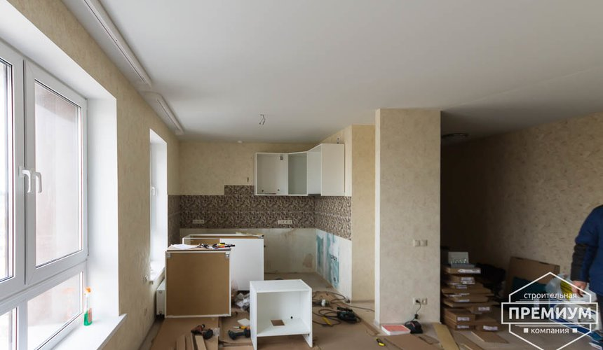 Ремонт трехкомнатной квартиры по ул. Фурманова 124 1