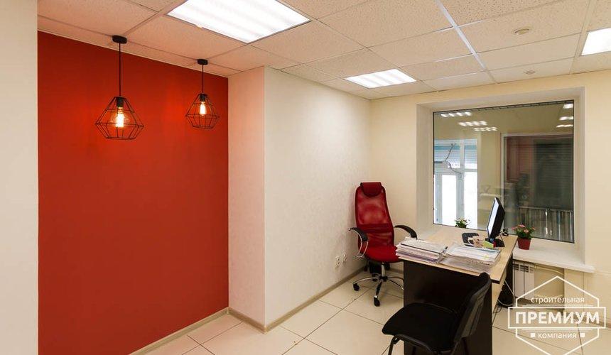 Ремонт и дизайн интерьера офиса по ул. Шаумяна 93 34
