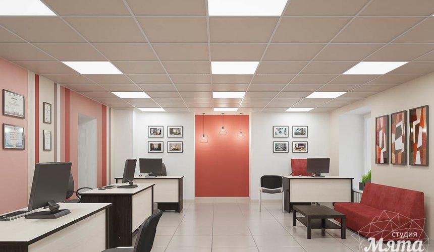 Ремонт и дизайн интерьера офиса по ул. Шаумяна 93 38