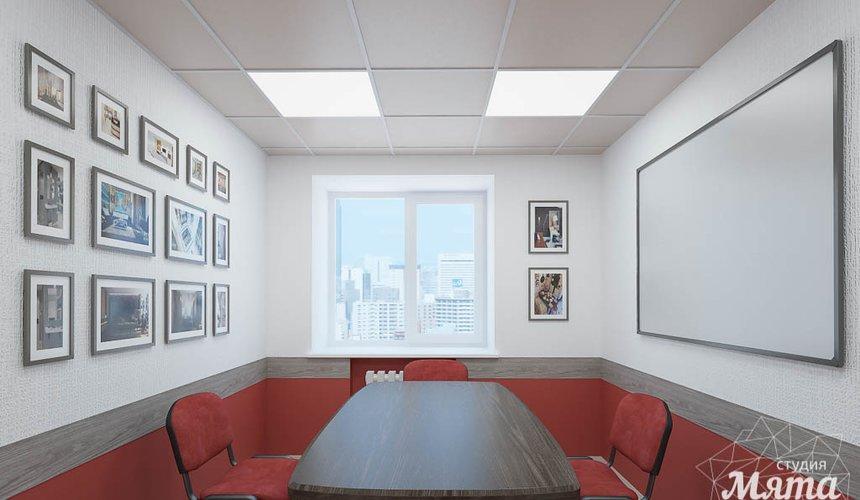 Ремонт и дизайн интерьера офиса по ул. Шаумяна 93 40