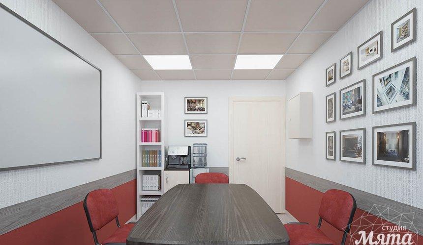 Ремонт и дизайн интерьера офиса по ул. Шаумяна 93 39