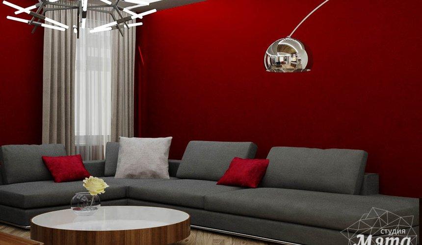 Ремонт и дизайн интерьера трехкомнатной квартиры по ул. Татищева 49 87