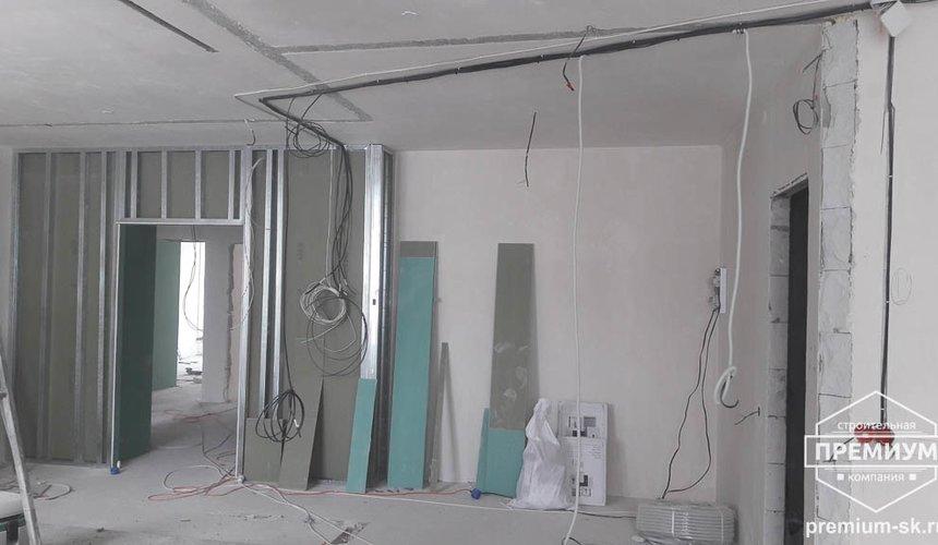 Ремонт трехкомнатной квартиры по  ул. Академика Семихатова 6 4