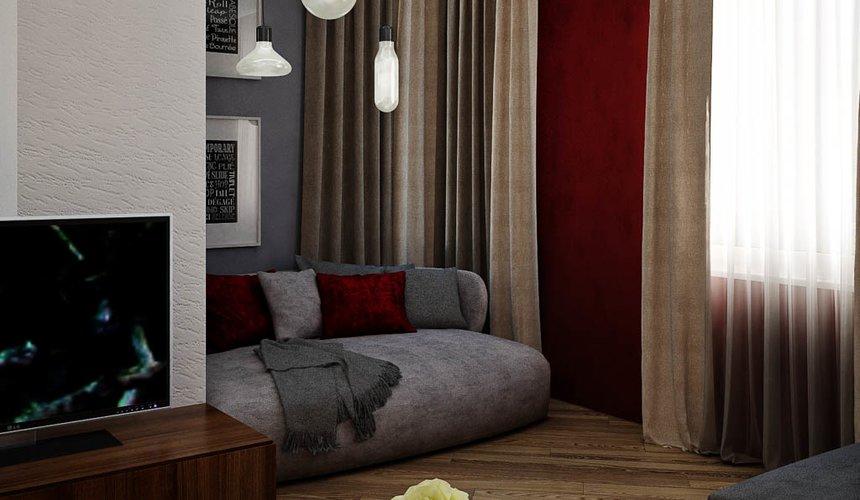 Ремонт и дизайн интерьера трехкомнатной квартиры по ул. Татищева 49 88
