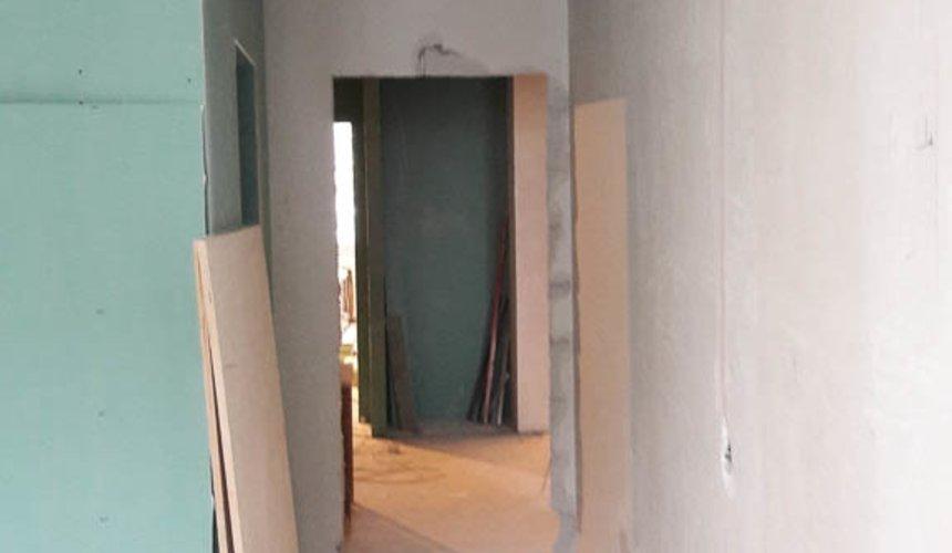 Ремонт трехкомнатной квартиры по  ул. Академика Семихатова 6 5