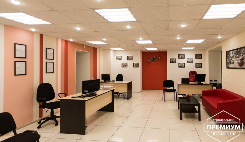 Ремонт и дизайн интерьера офиса по ул. Шаумяна 93 8