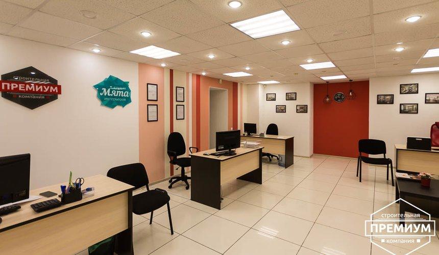 Ремонт и дизайн интерьера офиса по ул. Шаумяна 93 5