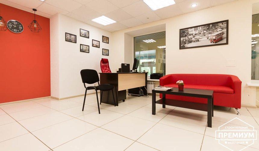 Ремонт и дизайн интерьера офиса по ул. Шаумяна 93 11