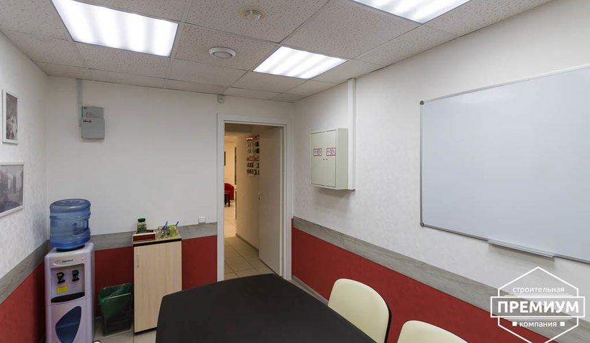 Ремонт и дизайн интерьера офиса по ул. Шаумяна 93 15