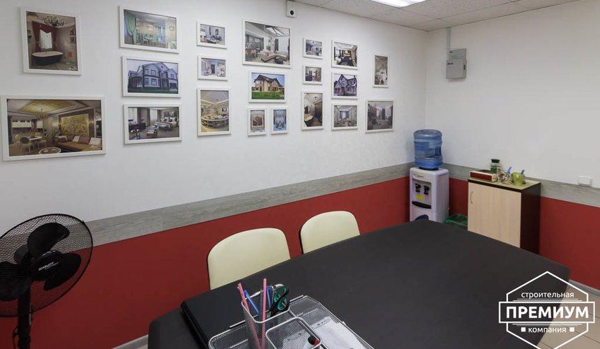 Ремонт и дизайн интерьера офиса по ул. Шаумяна 93 14
