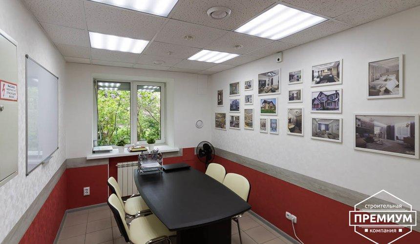 Ремонт и дизайн интерьера офиса по ул. Шаумяна 93 13