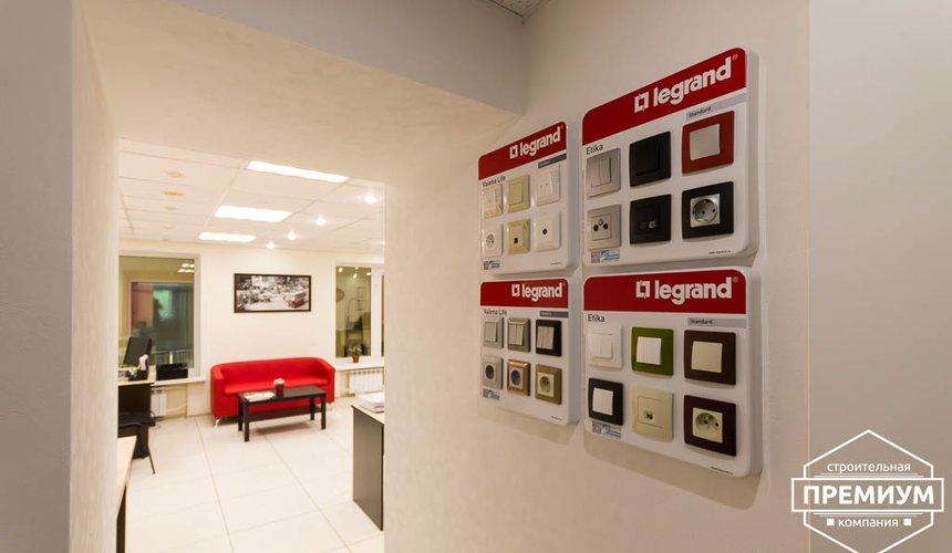 Ремонт и дизайн интерьера офиса по ул. Шаумяна 93 12