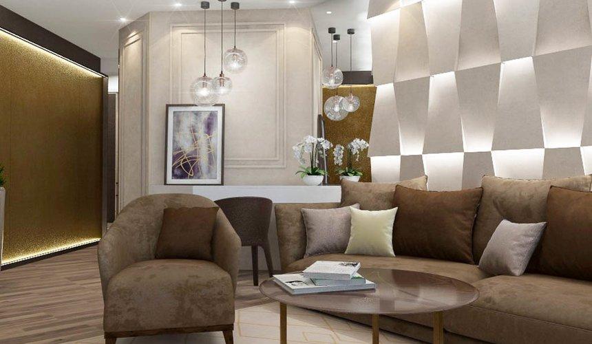 Ремонт и дизайн интерьера трехкомнатной квартиры по ул. Кузнечная 81 54