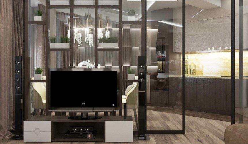 Ремонт и дизайн интерьера трехкомнатной квартиры по ул. Кузнечная 81 56
