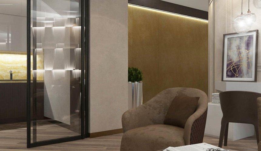 Ремонт и дизайн интерьера трехкомнатной квартиры по ул. Кузнечная 81 60