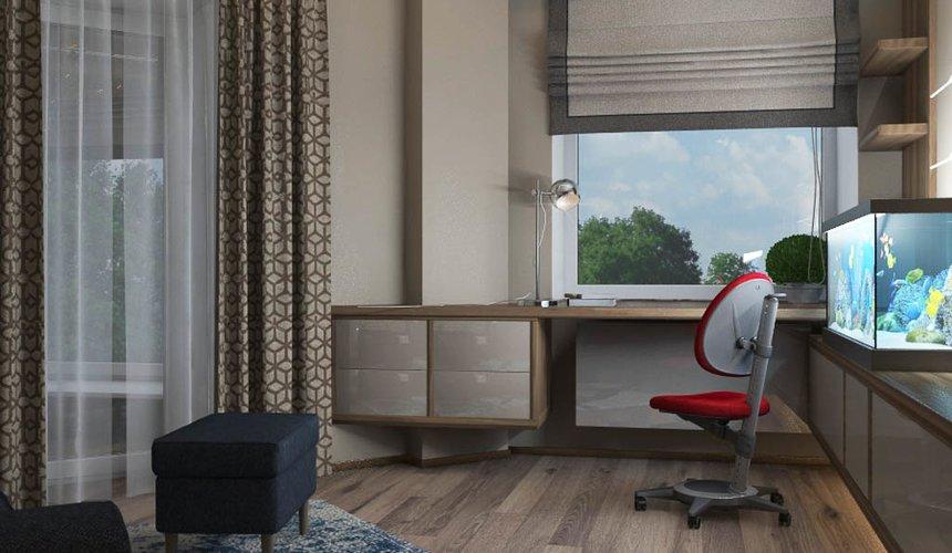 Ремонт и дизайн интерьера трехкомнатной квартиры по ул. Кузнечная 81 69