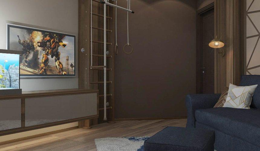 Ремонт и дизайн интерьера трехкомнатной квартиры по ул. Кузнечная 81 66