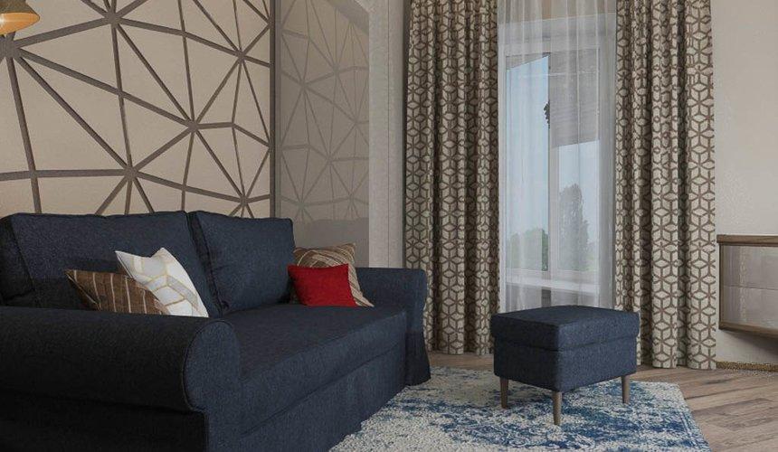 Ремонт и дизайн интерьера трехкомнатной квартиры по ул. Кузнечная 81 68