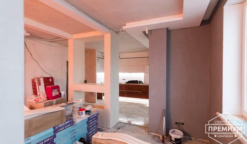 Ремонт и дизайн интерьера трехкомнатной квартиры по ул. Татищева 49 74
