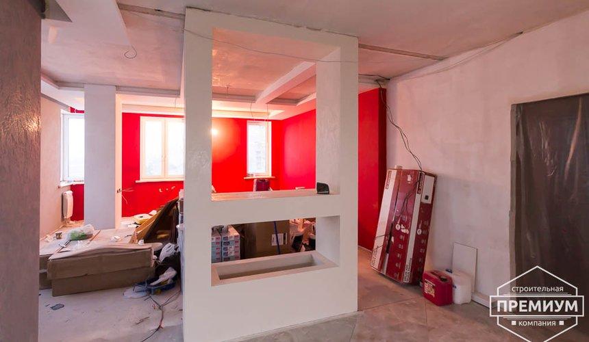 Ремонт и дизайн интерьера трехкомнатной квартиры по ул. Татищева 49 76